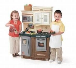 Step2 detská kuchynka lifestyle new traditions