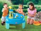 Vodné ihrisko STEP2,piesková,detský stolu na vodu a piesok,pieskovisko