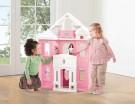 Domček pre bábiky Balcony Dollhouse Step2