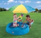 Bazén pre deti Shade Pool,detské bazény,detský bazén so slnečníkom,bazénik so slnečníkom