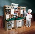Detská kuchynka Deluxe,detské kuchynky,Kuchynka pre deti,detská kuchynka s vybavením