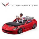 Detská posteľ auto Corvette,posteľ auto,detská posteľ,detský nábytok