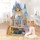 Domček pre bábiky Zámok Disney Princess Cinderella,KidKraft domček pre bábiky drevený