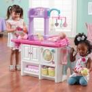 Prebaľovací pult pre bábiky,prebalovanie,doplnky pre bábiky,hračky pre dievčatá,pračka