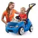 Vozidlo buggy Whisper modré,detské odrážadlá,odrážadlo
