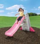 STEP2 Detská šmýkaľka Big Folding Slide - ružová