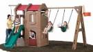 STEP2 Detské ihrisko - zábavné centrum Adventure Lodge Play Center