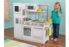 kuchynka Uptown White,detska kuchynka,drevena kuchynka KidKraft